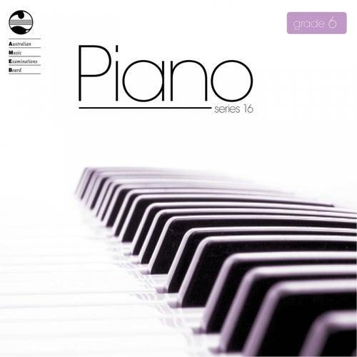 AMEB Piano Series 16 Grade 6 von Benjamin Martin