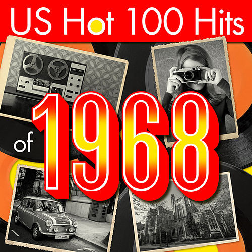 US Hot 100 Hits of 1968 de Various Artists
