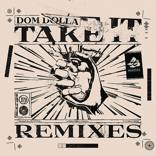 Take It (Remixes) - EP by Dom Dolla