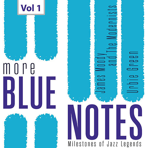 Milestones of Jazz Legends: More Blue Notes, Vol. 1 by Various Artists