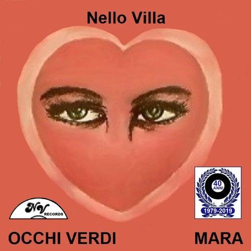 Occhi verdi (40° anniversario edizione, versione rivisitata) by Nello Villa