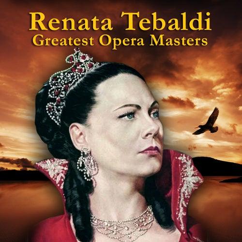 Greatest Opera Masters de Renata Tebaldi