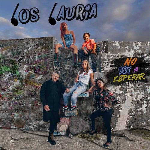 No Voy a Esperar by Lauria