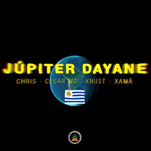 Júpiter Dayane de Pineapple StormTv