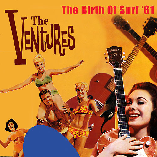 The Birth of Surf '61 de The Ventures
