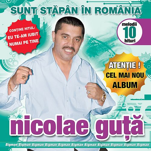 Sunt Stăpân În România di Nicolae Guță