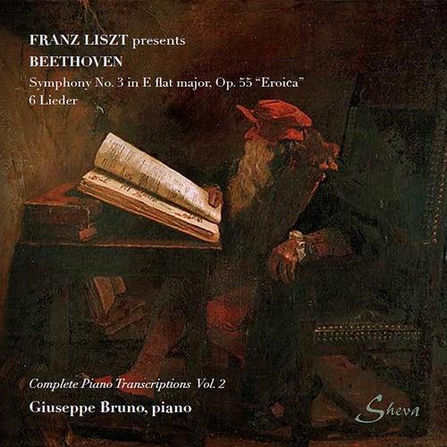 Franz Liszt Presents Beethoven, Vol. 2 by Giuseppe Bruno (1)