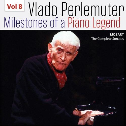Milestones of a Piano Legend: Vlado Perlemuter, Vol. 8 de Vlado Perlemuter