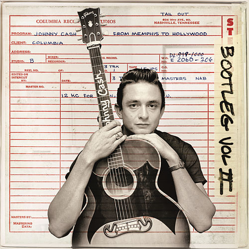 Bootleg Vol. II: From Memphis To Hollywood de Johnny Cash