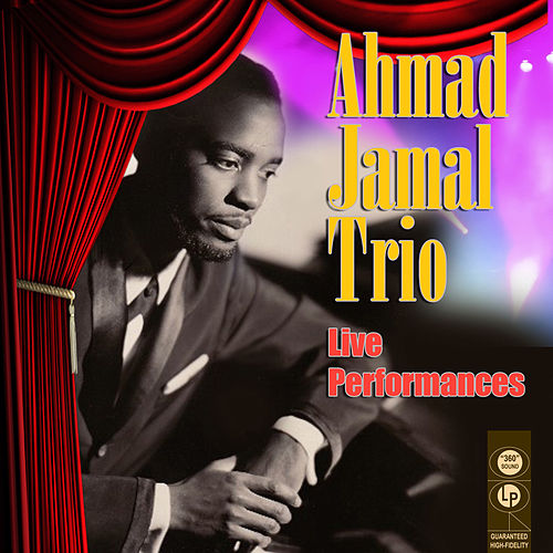 Live Performances de Ahmad Jamal