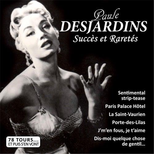 Succès et raretés (Collection '78 tours et puis s'en vont') von Paule Desjardins
