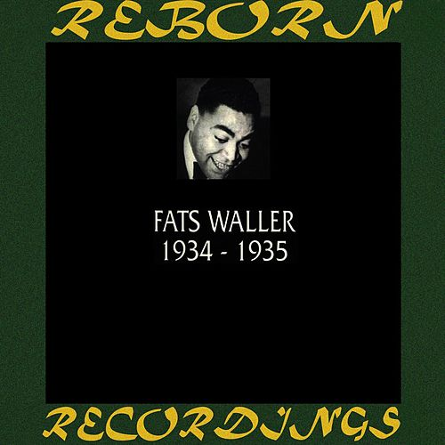 1934-1935 (HD Remastered) by Fats Waller