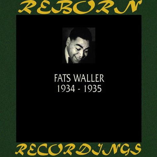 1934-1935 (HD Remastered) von Fats Waller