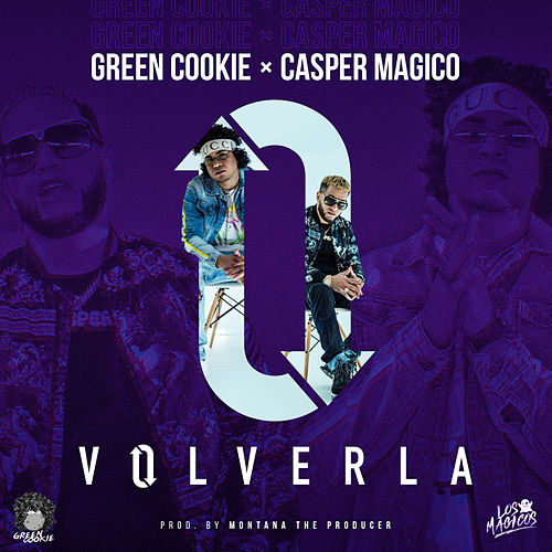 Volverla de Green Cookie