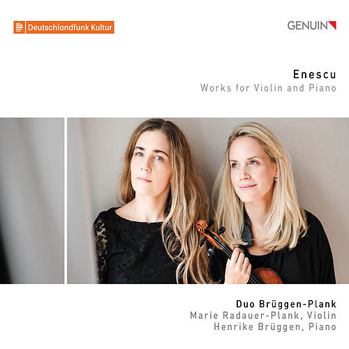 Enescu: Works for Violin & Piano de Duo Brüggen-Plank
