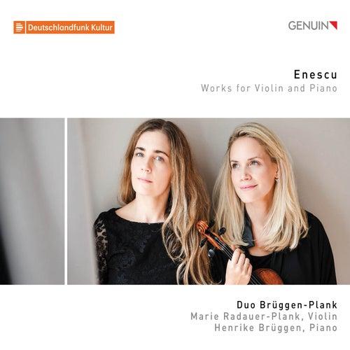 Enescu: Works for Violin & Piano de Duo Brüggen-Plank