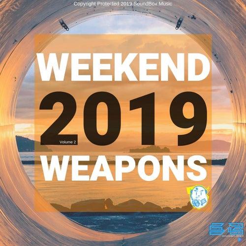 Weekend Weapons 2019 Vol.2 (Radio Edits) de Various Artists