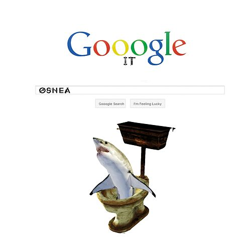 Gooogle It by O'shea