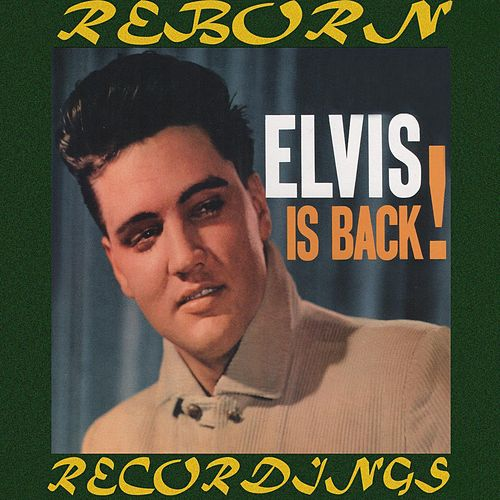 Elvis Is Back (HD Remastered) de Elvis Presley