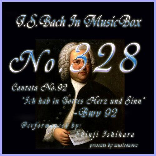 Cantata No. 92, 'Ich hab in Gottes Herz und Sinnt'', BWV 92 de Shinji Ishihara
