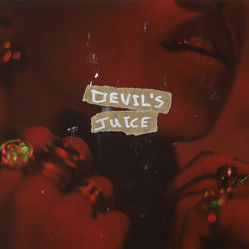 Devil's Juice by Poppy Ajudha