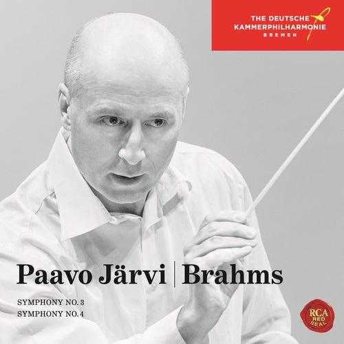 Brahms: Symphonies No. 3 & No. 4 de Paavo Jarvi
