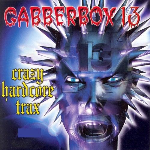 Gabberbox Vol. 13 (59 Crazy Hardcore Trax) de Various Artists