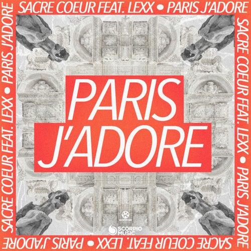 Paris j'adore von Sacré Coeur