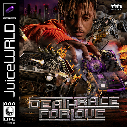 Death Race For Love von Juice WRLD