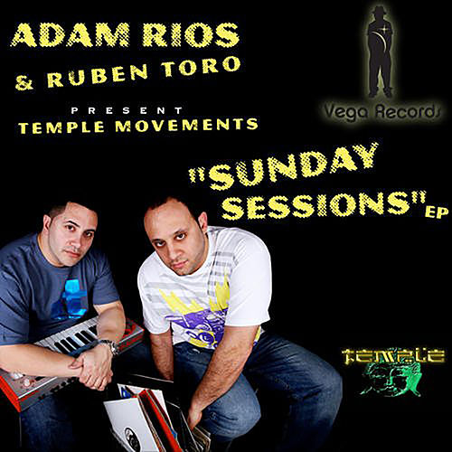 Temple Movements (feat. Basil) de Adam Rios