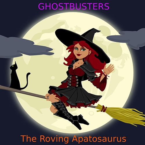 Ghostbusters by The Roving Apatosaurus