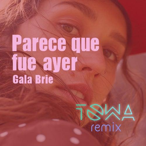 Parece Que Fue Ayer (Remix) de Gala Briê