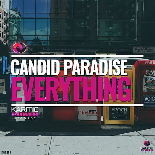 Everything by Candid Paradise