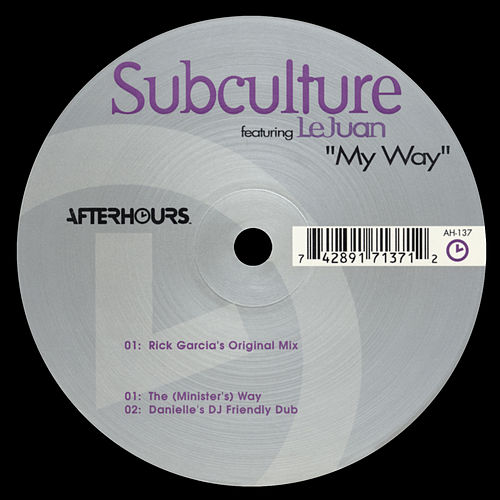 My Way by Subculture