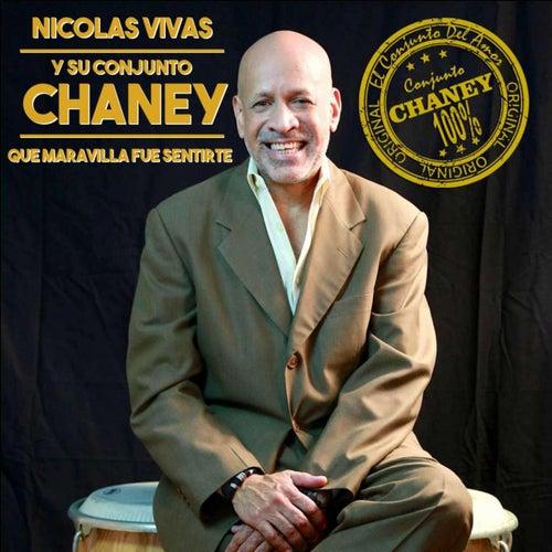 Que Maravilla Fue Sentirte de Nicolas Vivas Y Su Conjunto Chaney
