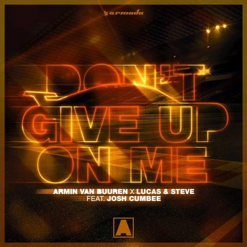 Don't Give Up On Me de Armin Van Buuren