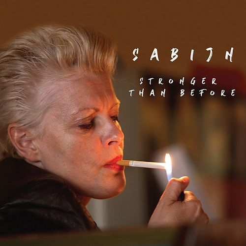 Stronger Than Before von Sabijn