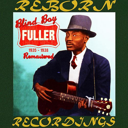 Remastered 1935-1938, Vol.2 (HD Remastered) by Blind Boy Fuller