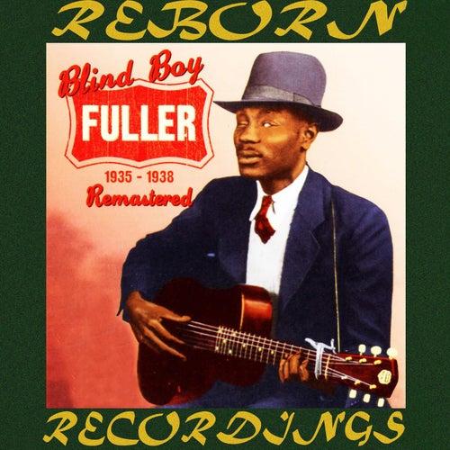 Remastered 1935-1938, Vol.4 (HD Remastered) by Blind Boy Fuller