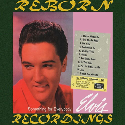 Something for Everybody (HD Remastered) de Elvis Presley