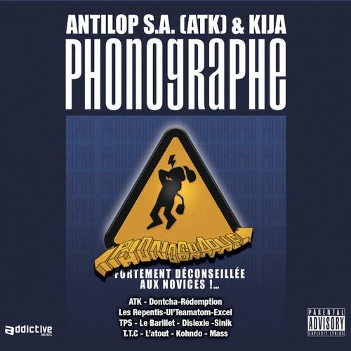 Phonographe (Fortement déconseillée aux novices) von Various Artists