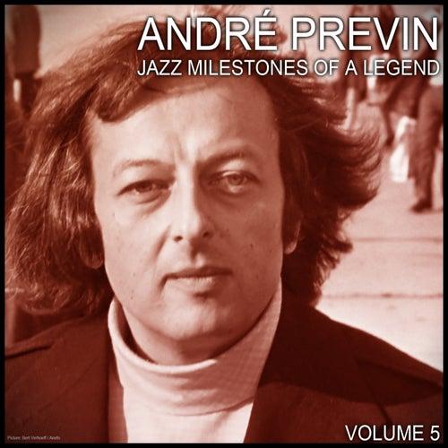 Jazz Milestones of a Legend (Volume 5) de André Previn