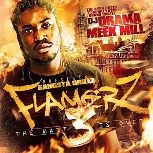 Flamers, Vol. 1, 2, & 3+ van Meek Mill