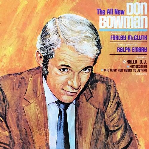 The All New Don Bowman von Don Bowman