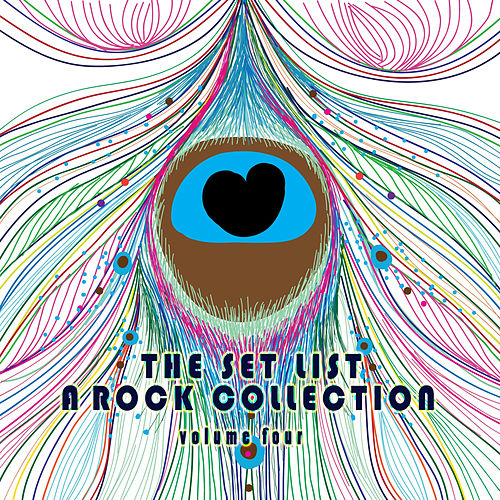 The Set List: A Rock Collection, Vol. 4 de Various Artists