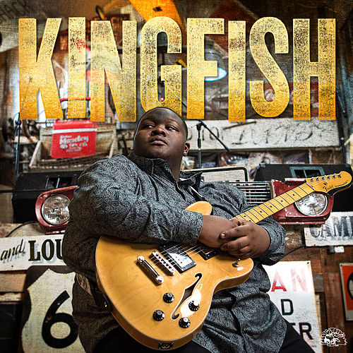 Kingfish de Christone 'Kingfish' Ingram