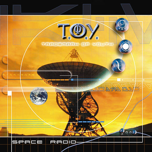 Space Radio von Toy