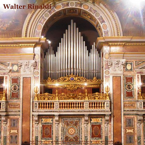 Toccata and Fugue in D Minor BWV 565 & Fantasia and Fugue BWV 542 (Great) - Canon in D Major - Wedding March - Bridal Chorus - Ave Maria - Fugues - Toccata II von Walter Rinaldi