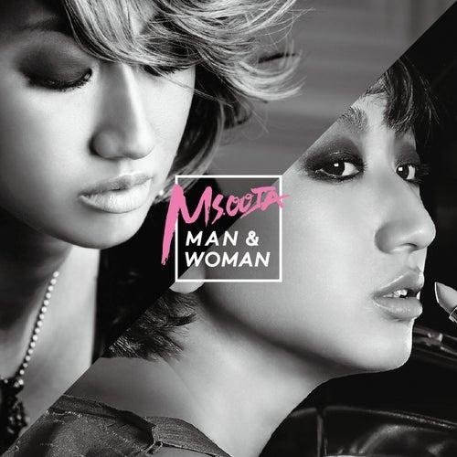 Man & Woman von Ms.Ooja