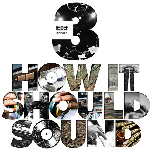 How It Should Sound, Vol. 3 de Damu The Fudgemunk